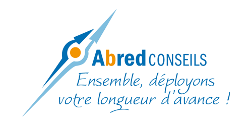 Logo pour Abred, conseil en marketing