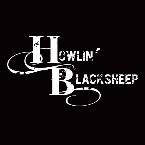 Logo du groupe rock Howlin' Blacksheep